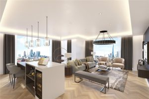 1 double Bedroom apartment – Borough- SE1