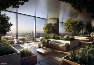 2 Double bedroom 2 Bathroom – Landmark Pinnacle – Canary Wharf E14
