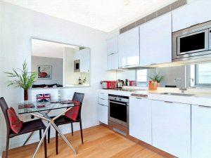Studio Apartment – Canary Wharf- E14