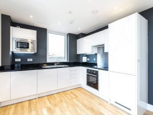 One Double bed – Westferry -E14