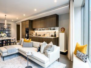 Studio Apartment- 10 Park Drive -Canary Wharf E14