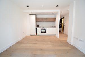 Super studio apartment- Keybridge Development SW8