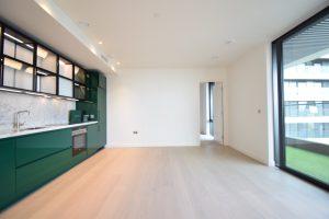 1 Bedroom Apartment – Wardian Development E14