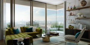 Two Bedroom Apartment – Wardian Development E14