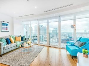 1 bed apartment – Docklands