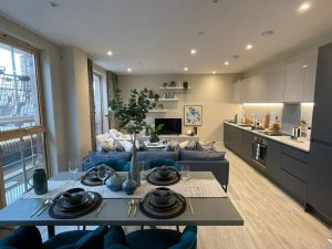 1 bed apartment – Abbeywood SE2