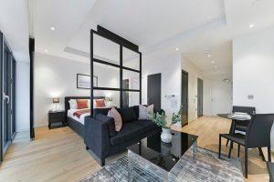 1 bed suite – Poplar, E14