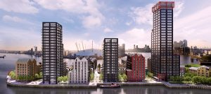 1 bed apartment, Isle of Dogs, E14