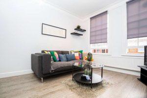 1 bed apartment – Fitzrovia-W1W