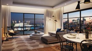 2 bed, 2 bath apartment – Poplar, E14