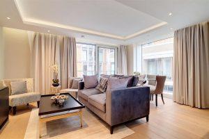 2 bed, 2 bath apartment – Strand Savoy House, WC2