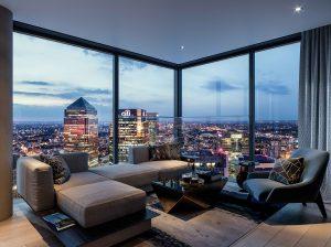 2 bed, 2 bath apartment – Canary Wharf, E14