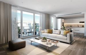 2 bed, 2 bath apartment – Hammersmith W6