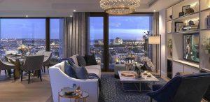 2 bed apartment – Kensington, W14